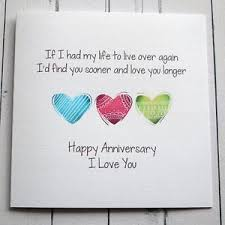 anniversary cards for wedding anniversary card for my husband wedding anniversary