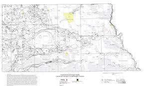 Lincoln Ne Map Aquifer Properties Groundwater Water Data Snr Unl