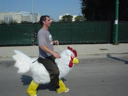 chicken halloween costumes chicken guy i was worried about the chicken guy all day be u2026 flickr