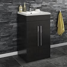 black bathroom furniture vanity units bathroom cabinets