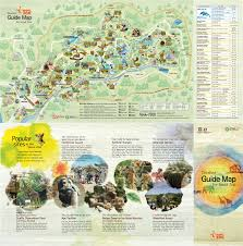 National Zoo Map Seoul Zoo Taman Safari Indonesia