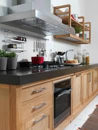 modern timber kitchens kitchen design wall open shelves entrancing design space saving