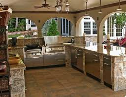 ideas for outdoor kitchens outdoor kitchen for the summer the various aspects fresh