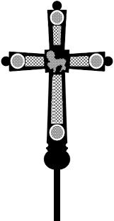 papal crucifix the papal staff
