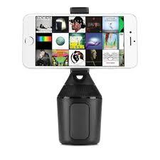 porta iphone 5 auto supporto belkin per iphone per il portabicchieri dell auto apple