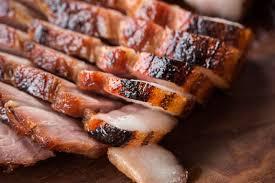 char siu tender cantonese style barbecued pork sous vide