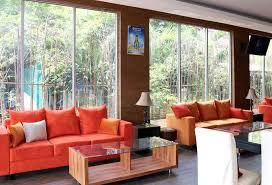 living room brown orange living room ideas orange and brown wall