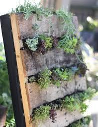 23 Diagrams That Make Gardening by Recycled Pallet Vertical Garden U2013 Design Sponge