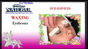 frisco nail bar frisco tx 75034 phone 214 705 0066 youtube