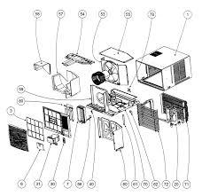 carrier air conditioner wiring diagram u0026 trane
