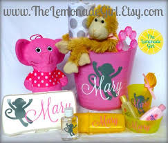 Personalized Gifts Baby 45 Best Personalized Baby Baskets Images On Pinterest Baby