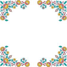 Decorative Frame Png Decorative Border Free Pictures On Pixabay