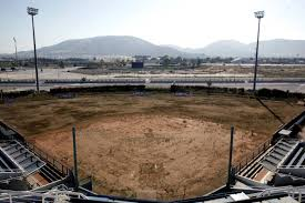 rio 2016 photos of deserted abandoned olympic venues around the
