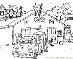coloring pages horse trailer pete horace n trailer coloring page free vehicle transport