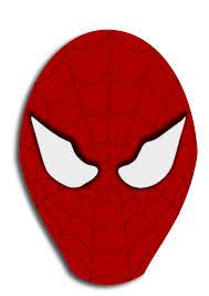 Spiderman Face Meme - spiderman face clip art at clker com vector clip art online