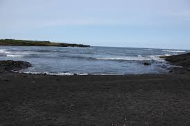 day 2 hawaii the big island green and black sand beaches