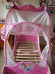 princess carriage bed children wooden princess carriage bed
