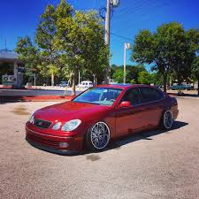 acura rl vip wi 1999 lexus gs300 on air wheels vip honda tech honda