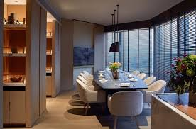 Luxury Dining - luxury dining room ideas by top interior designers in hong kong