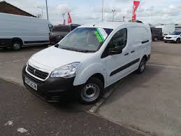 peugeot van used peugeot partner vans for sale used peugeot partner offers