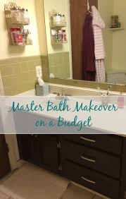 real u0027s realm master bath makeover on a budget