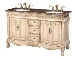 Antique Looking Bathroom Vanities 48 Bathroom Vanity Antique White Telecure Me