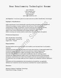 Radiologic Technologist Resume Sample by Cover Letter Examples For Radiologic Technologist Baileybread Us