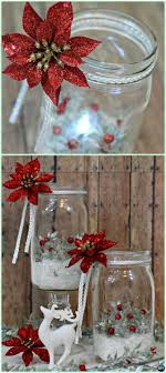 how to make mason jar lights with christmas lights holiday mason jar luminary instruction diy christmas mason jar