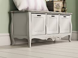 lily manor dounia wood storage hallway bench u0026 reviews wayfair co uk