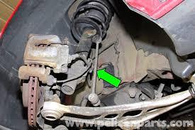 car suspension repair bmw e46 stabilizer link replacement bmw 325i 2001 2005 bmw