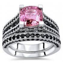 pink and black engagement rings buy pink sapphire engagement rings online shop now and save