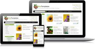 responsive design template responsive ecommerce templates shopping cart software from ect