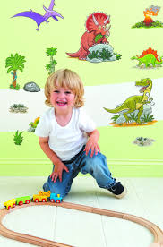 11 best cool wallpaper and stickers images on pinterest room friendly dinosaur wall stickers perfect for little boy s bedrooms available from funtosee india