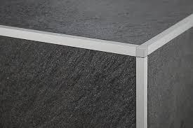 brass edge trim aluminum for tiles outside corner