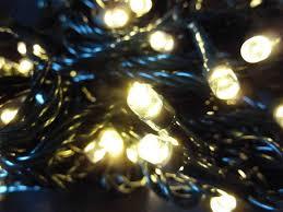200 Warm White Christmas Tree Fairy Lights Multi Action Indoor