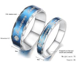 cheap promise rings for men titanium stainless steel mens promise ring wedding