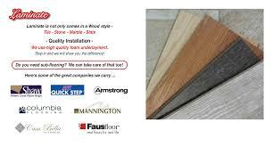 laminate trainor flooring