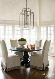 Slipcovered Parsons Dining Chairs 281 Best Dining Room Images On Pinterest Dining Rooms