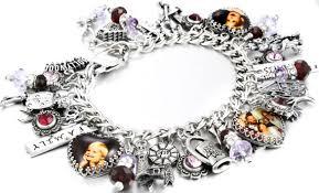 custom charms custom charm bracelet stainless steel charm bracelet
