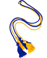 graduation cord honor cords for graduation fraternity sorority