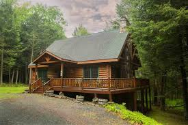 Judith Mountain Cabin by Log Homes For Sale In Sullivan County Ny