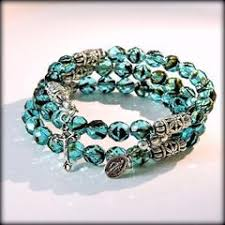 rosary bracelets faithful rosary bracelets rugged rosaries