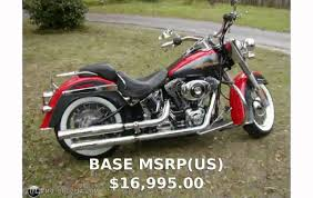 2006 harley davidson softail deluxe review u0026 specification youtube