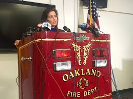North Bay Deputy Fire Chief by Oakland Firefighters Say Their Department Is So Badly Managed