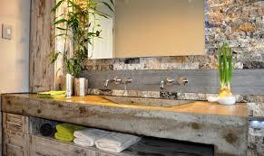 cuisine chaleureuse contemporaine réalisations cuisine salle de bain meuble sur mesure creationunik