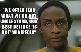 Wiki Meme - tuvok on wiki meme on imgur