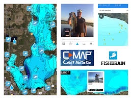 Maps C C Map And Fishbrain Partner To Integrate Maps And App Gofree