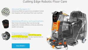 cleaning robots commercial floor cleaning robots from brain corp nanalyze
