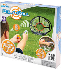 amazon com djubi dart ball toys u0026 games