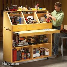 clever tool storage ideas family handyman
